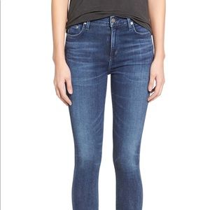 Citizens of Humanity Rocket crop jeans size 26